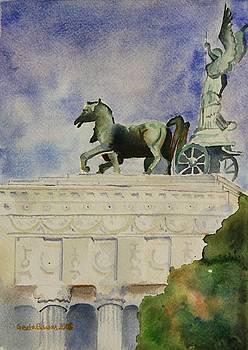 Rome souvenir by Geeta Biswas