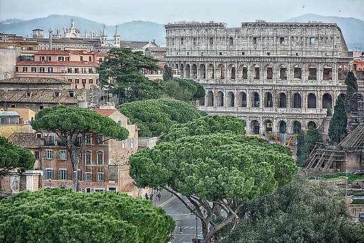 Rome - the eternal city by Joachim G Pinkawa