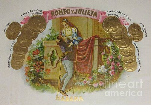 PD - Romeo and Julieta Cigar Label