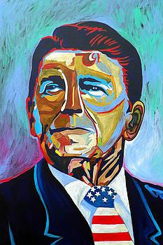 Ronald Reagan by Gray