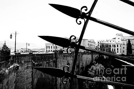 Ronda Black and White by Jackie Mestrom