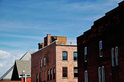 Rooflines No. 2 by Geoffrey Coelho