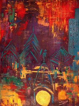 Roofs by Lilliana Didovic