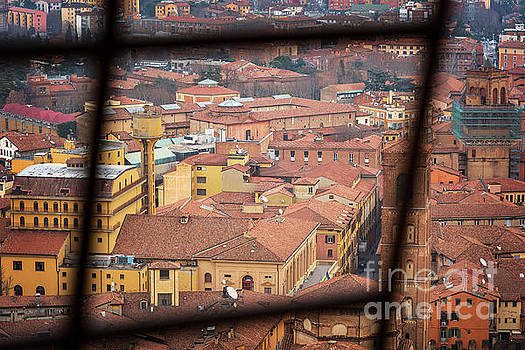 Sophie McAulay - Rooftops in Bologna Italy