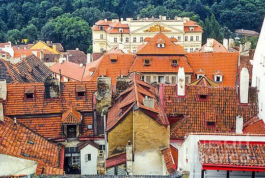 Bob Phillips - Rooftops of Prague
