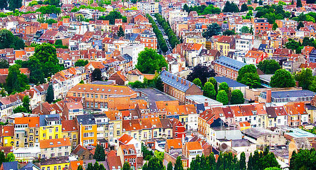 Pravine Chester - Rooftops