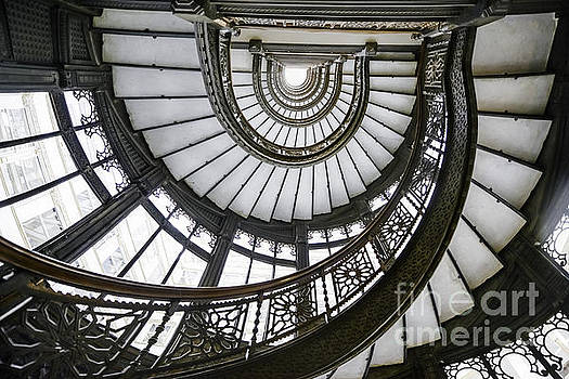 Rookery Stairway by Stacey Granger