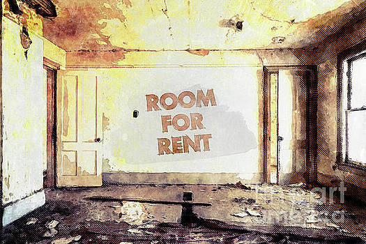 Room For Rent by Phil Perkins