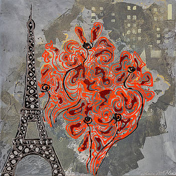 Room For Two In Paris by Sheila McPhee