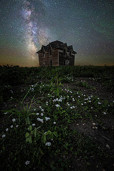 Room with a view by Aaron J Groen