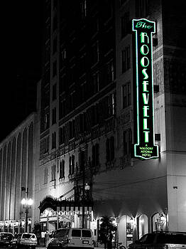 Roosevelt Hotel New Orleans by Shawn McElroy