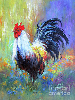 Rooster 30 by Vickie Wade