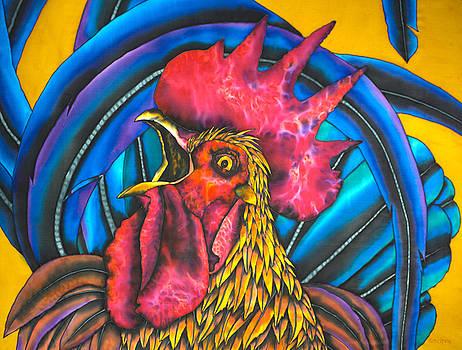Rooster by Daniel Jean-Baptiste