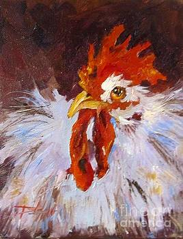 Rooster by Delilah  Smith