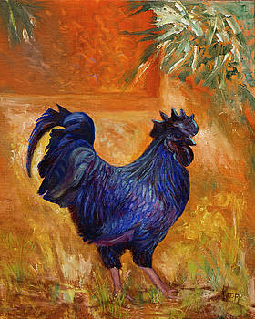 Rooster by Kathy Knopp