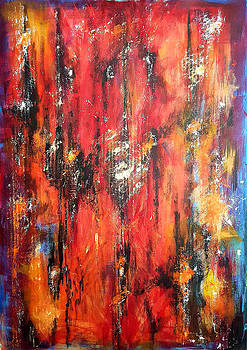 Root chakra  by Pia Tohveri