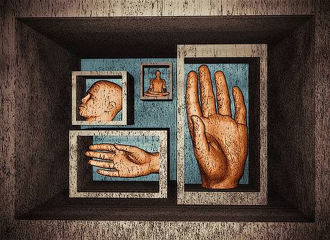 Roots Of Creativity by John Alexander