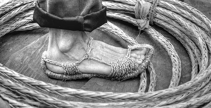 Rope Runner by Bill Hamilton