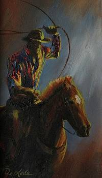 Roping the Wind by Mia DeLode
