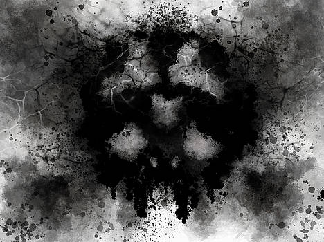 Rorschach Macabre by Thornton Brothers