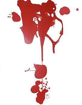 Rorschach Rouge by Richard Buckley