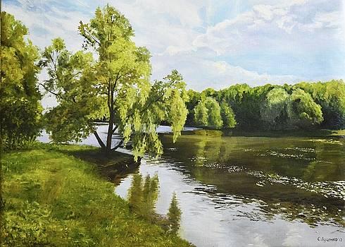Ros by Sergey Lutsenko