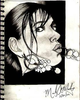 Rosalie by Maritza Montnegro