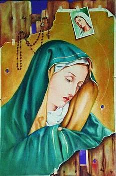 Rosario by Jesus Alberto Arbelaez Arce