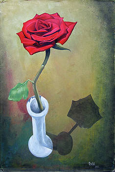 Rose 45 by Larry Cole
