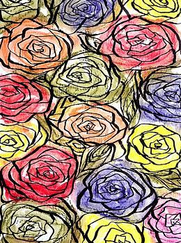 Rose Charm by Garima Srivastava