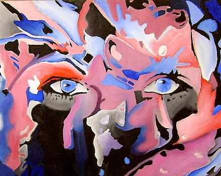 Rose Eyes by Diane Peters
