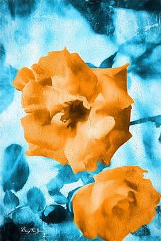 Barry Jones - Rose Fresco - Floral