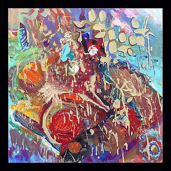 Rose Garden by Sylvia Greer