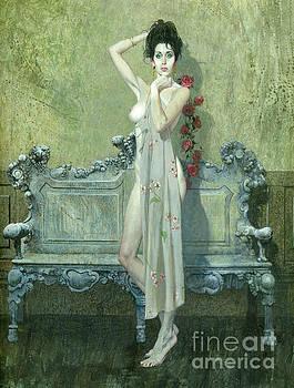 Rose Garland by Robert McGinnis