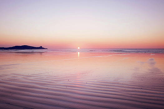 Lorrie Joaus - Rose gold sunset