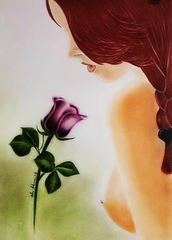 Rose   by Ida Ambrosio