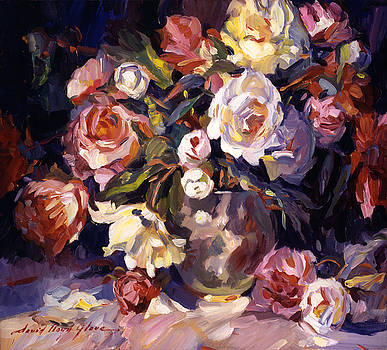 David Lloyd Glover - ROSE IMPRESSIONS