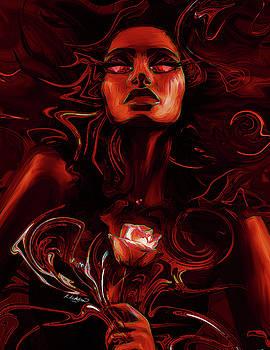 Rose by Kia Kelliebrew