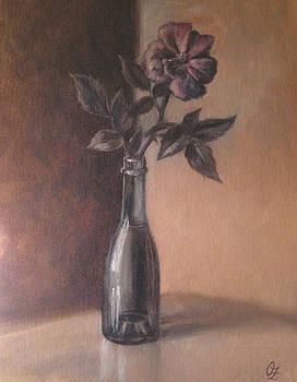 Rose by Oksana Zotkina
