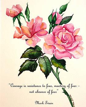 ROSE Poem By Karin Dawn Kelshall Best