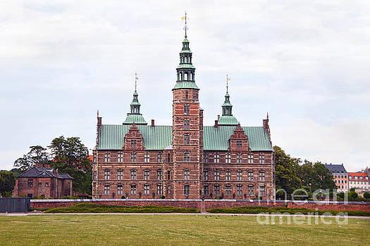 Rosenborg Castle, Copenhagen, Denmark. by Catherine Sherman