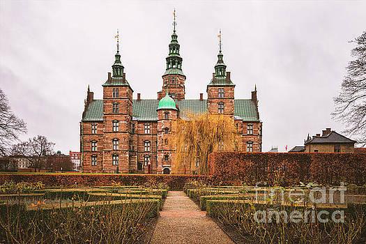 Sophie McAulay - Rosenborg castle Copenhagen