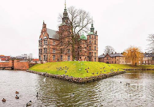Sophie McAulay - Rosenborg royal castle Copenhagen