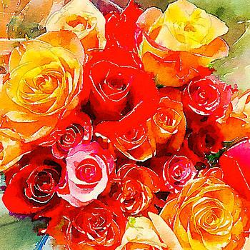 Ronda Broatch - Roses 2