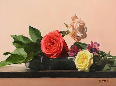 Roses by Al Torres