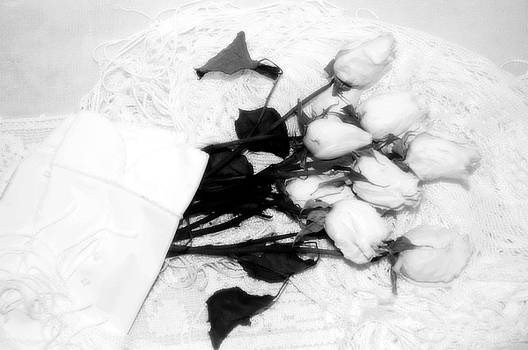 Roses and lace by JGracey Stinson