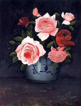 Roses by Darko Topalski