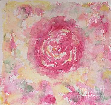 Roses I by Aase Birkhaug
