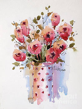 Roses by Joyce Hicks