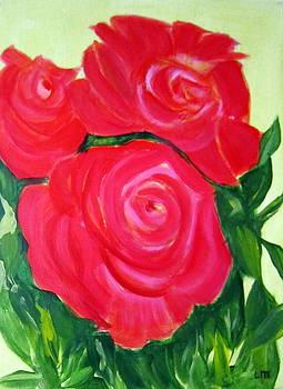 Roses by Lia Marsman
